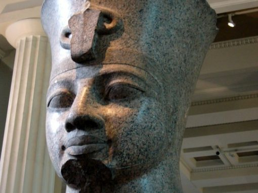 Amenófis III (9º) – XVIII Dinastia