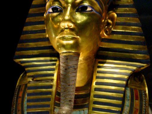 Tutancâmon (12º) – XVIII Dinastia