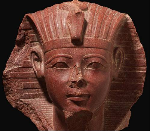 Amenófis II (7º) – XVIII Dinastia