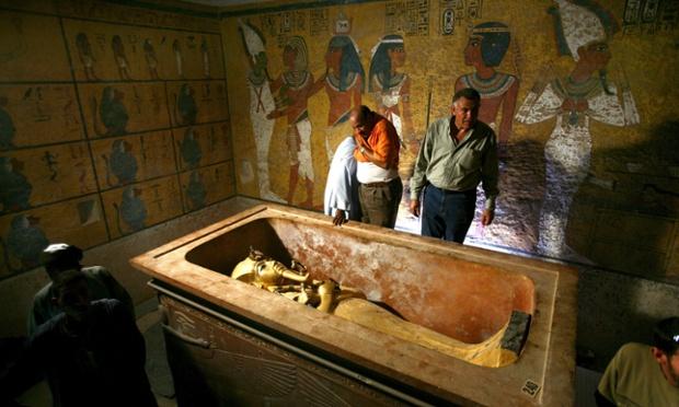 Nova geração de arqueólogos levam o Antigo Egito ao século 21