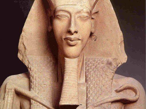 Amenófis IV|Akhenaton (10º) – XVIII Dinastia