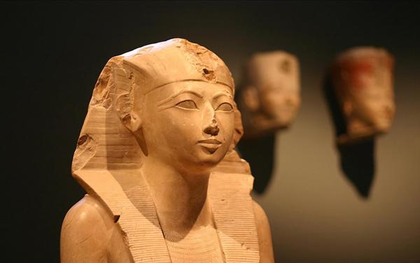 Hatshepsut (5ª) – XVIII Dinastia