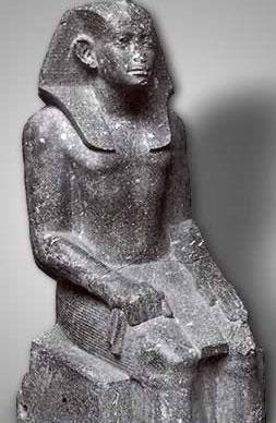 Sesóstris II (4º) – XII Dinastia